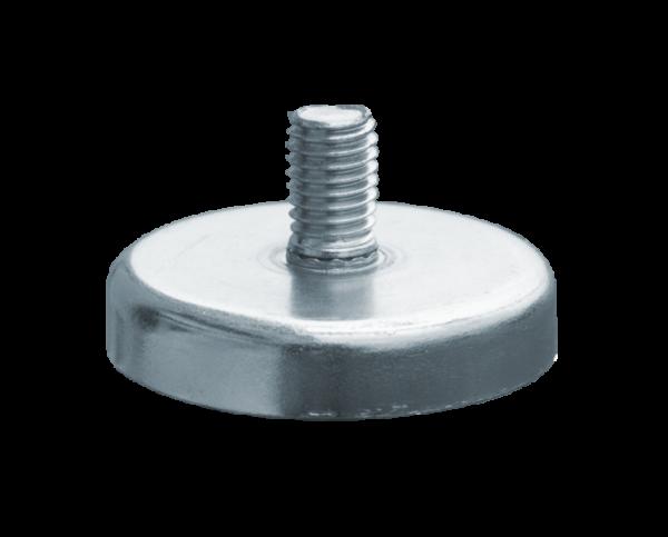 Aimant standard Ø40 mm/M8